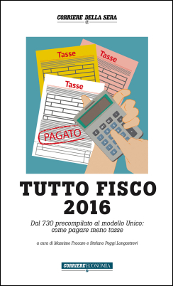 Tutto Fisco 2016 - New entry