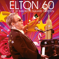 Elton 60 - Live At Madison Square Garden (2 dvd)