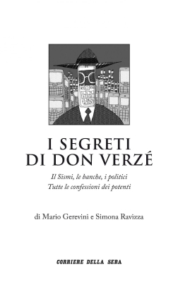 I segreti di Don Verzè - INSTANT BOOK
