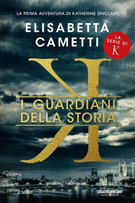 K - I guardiani della storia - New entry