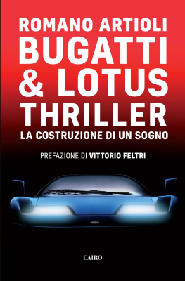 Bugatti & Lotus Thriller - New entry