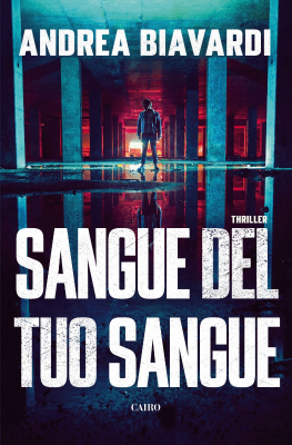 Sangue del tuo sangue - New entry