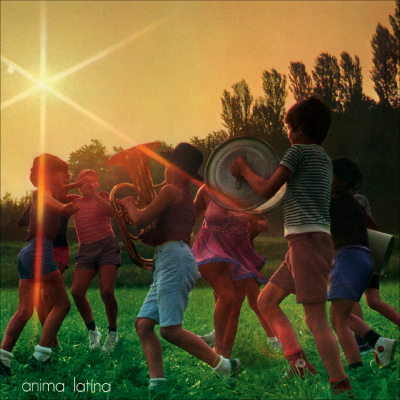 Anima Latina - LUCIO BATTISTI - IN VINILE