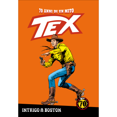 Intrigo a Boston - TEX