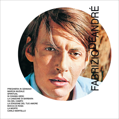 1967 - Volume 1 - FABRIZIO DE ANDRÈ VINYL COLLECTION