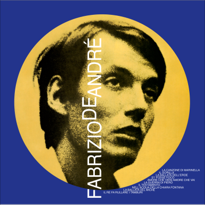 1968 - Volume 3 - FABRIZIO DE ANDRÈ VINYL COLLECTION
