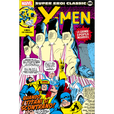 X-MEN - SUPER EROI CLASSIC