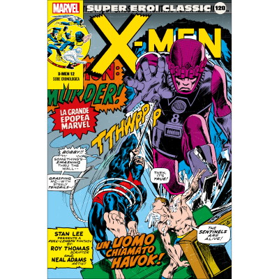 128. X-MEN 12 - SUPER EROI CLASSIC