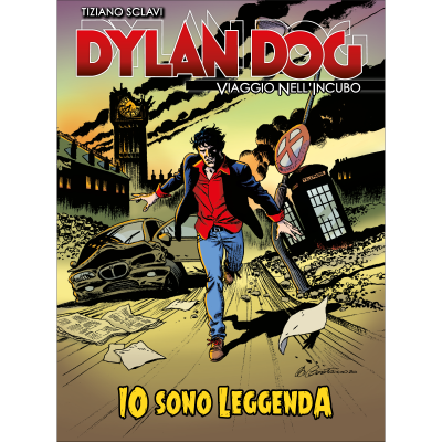 Coming Soon - DYLAN DOG - VIAGGIO NELL'INCUBO