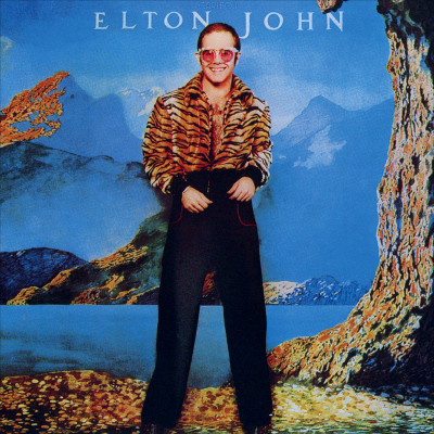 Caribou - ELTON JOHN COLLECTION