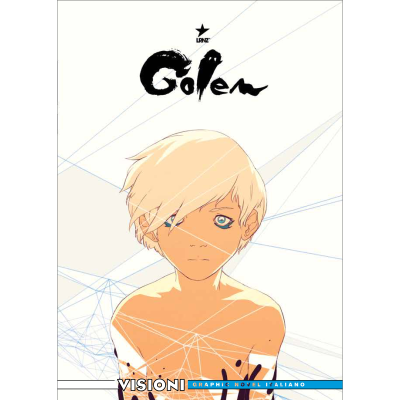 Golem - VISIONI - GRAPHIC NOVEL ITALIANO