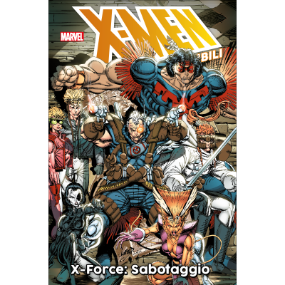 X-Force: Sabotaggio - X-MEN