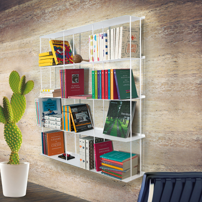 Kriptonite Libreria Quadrata - Home Design