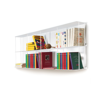 Kriptonite Libreria Orizzontale - Home Design